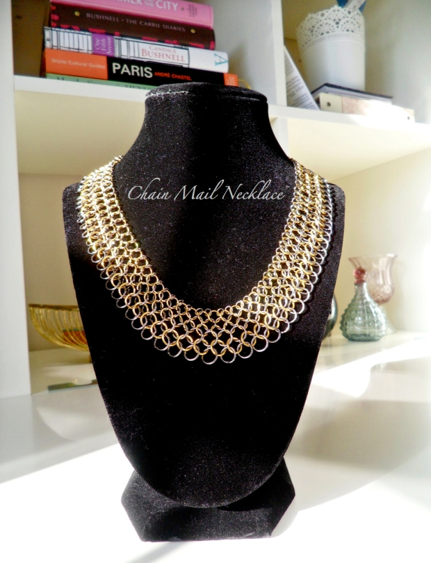 Chain Mail Necklace