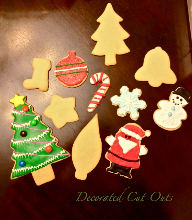 Decorated Cut Outs