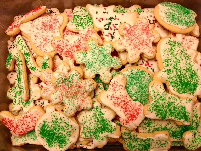 Grandma Niks Sugar Cookies