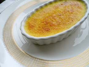 Crème Brûléee