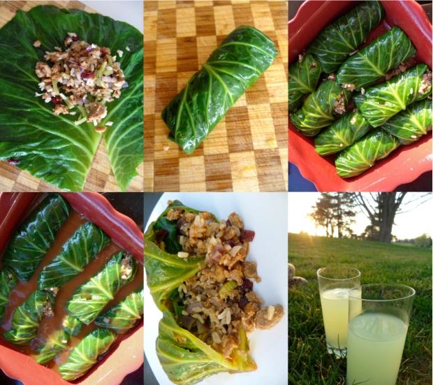 baking cabbage