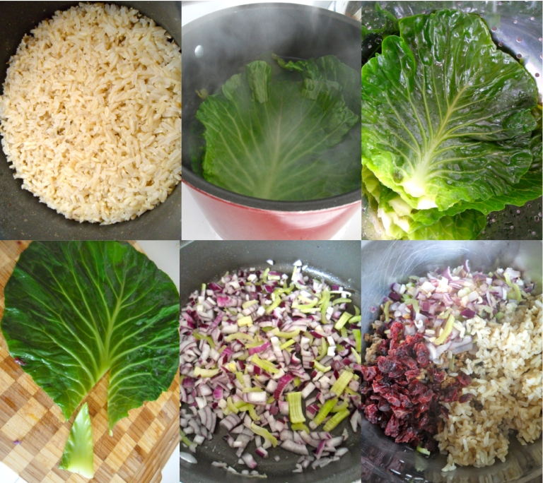 cabbage filling