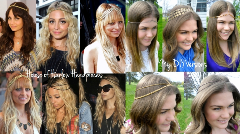 HOH Headpieces and My DIYs
