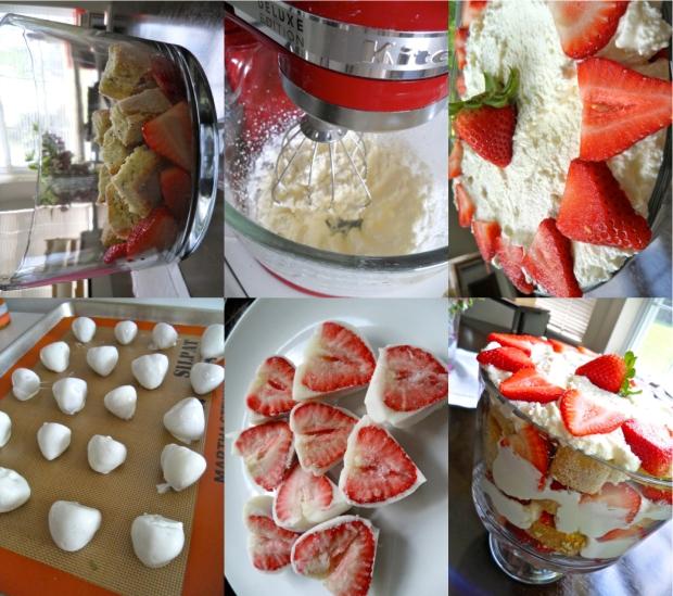 rosemary trifle