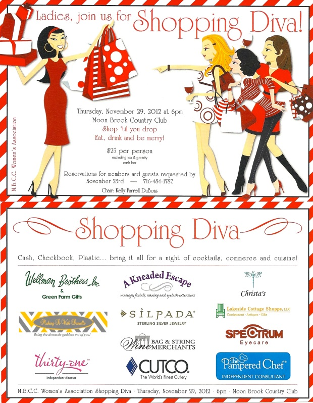 shopping diva event