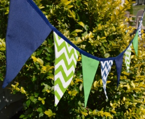 Customizable Bunting