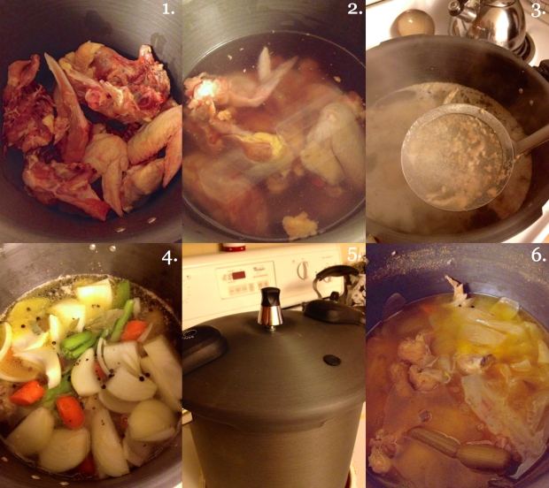 Chicken Stock PC