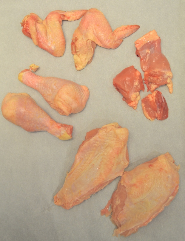 Chicken Pieces