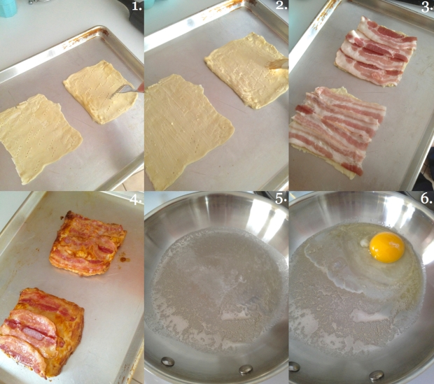 Breakfast Squares