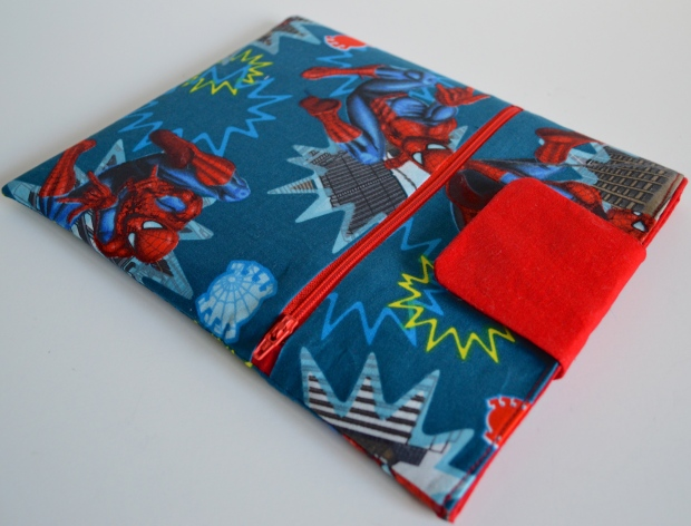 Spiderman iPad Case