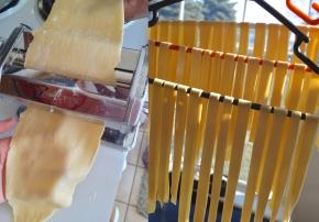 Handmade Pasta Dough