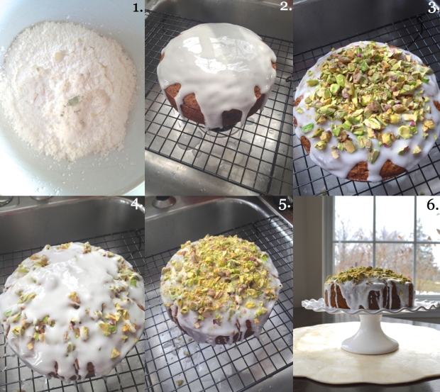Glazing the Cake