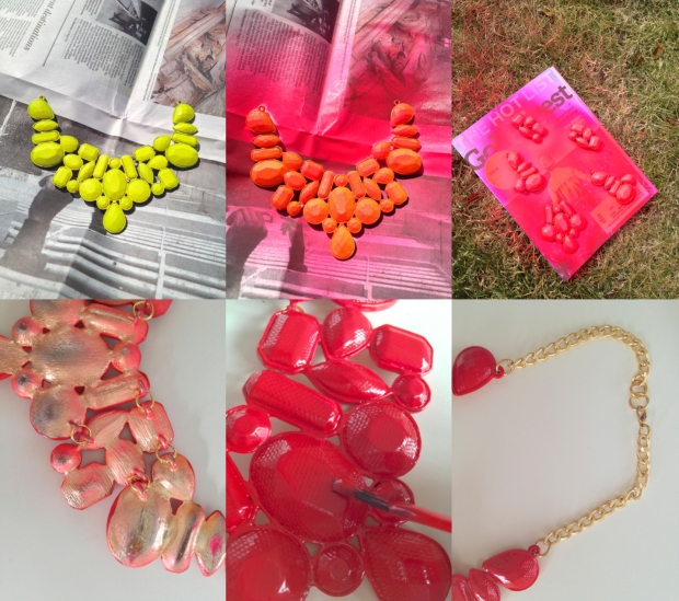 Neon Necklace Revamp