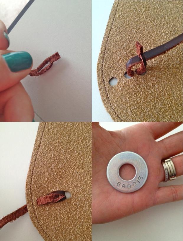 Leather Case Tie