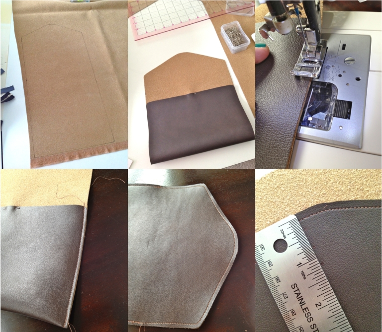 Leather iPad Case How To