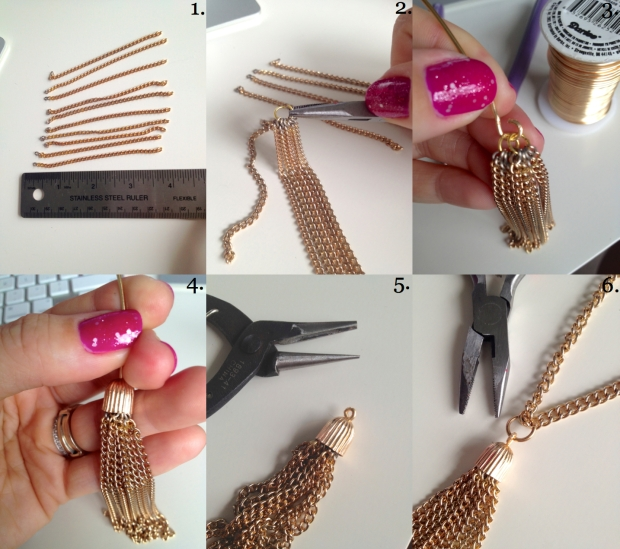 Jimmy Choo Tassel How To