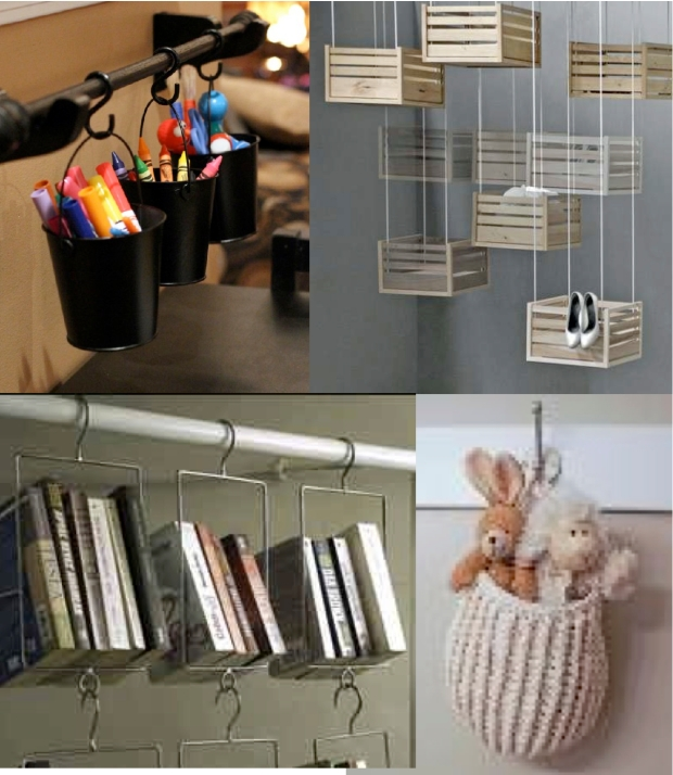 Practical Hanging Storage