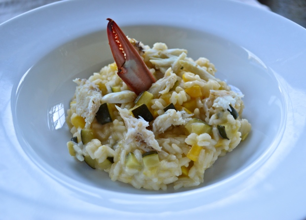 Squash & Lemon Risotto