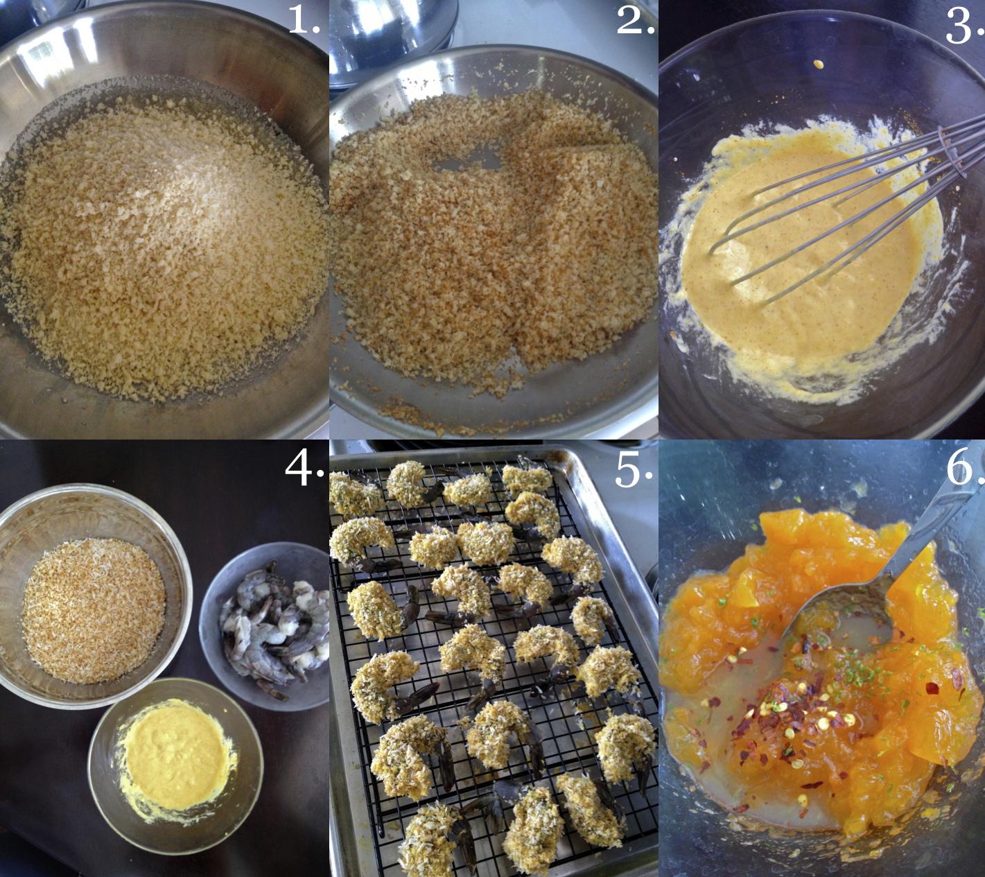Skinny Coconut Shrimp Recipe — Dishmaps