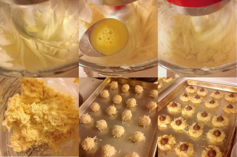 Coconut Macaroons HOw To