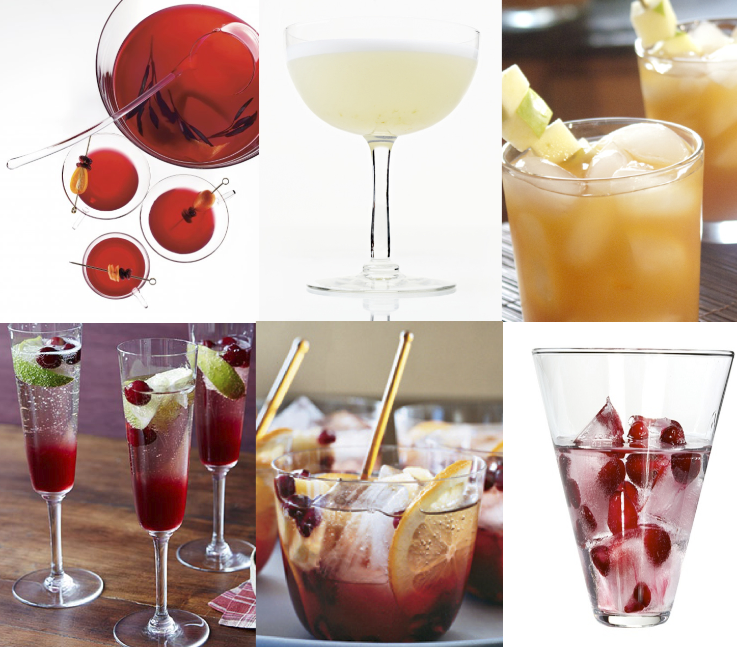 Thanksgiving Food & Cocktail Ideas
