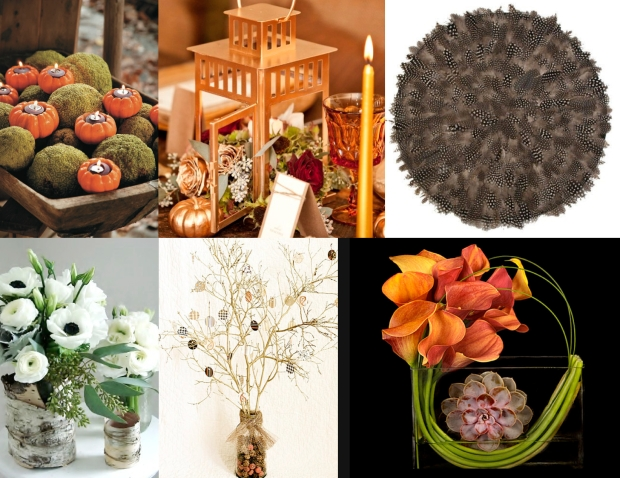 Thanksgiving Indoor Decor Ideas