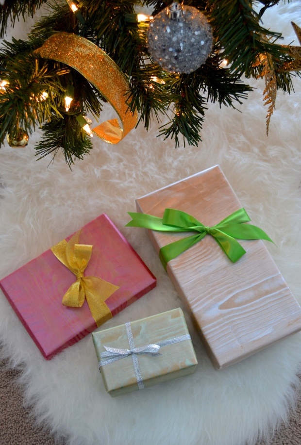Woodgrain Wrapping