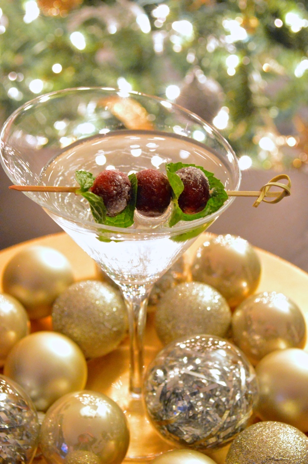 White Christmas Cosmo