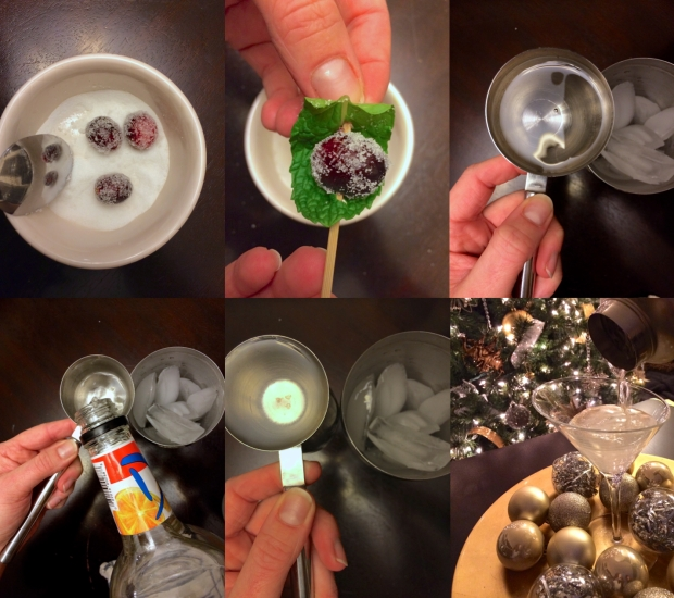 White Cosmo How To