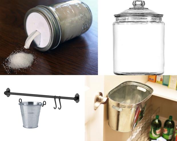 Salt Storage Ideas