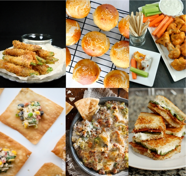 Superbowl Appetizers