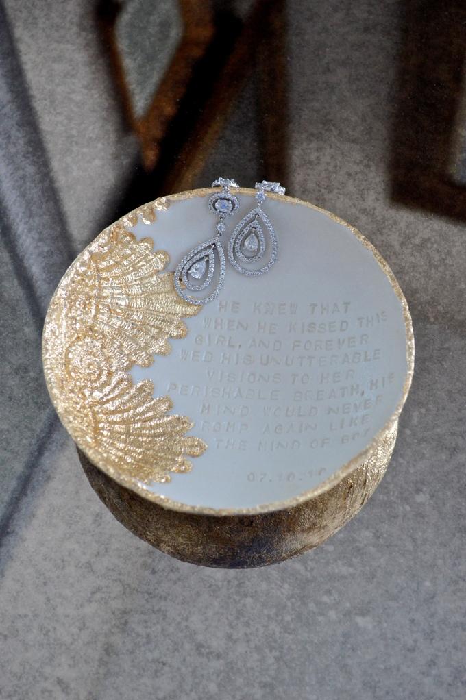 Clay Jewelry Dish Main