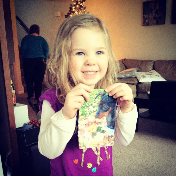 Madi with Picture