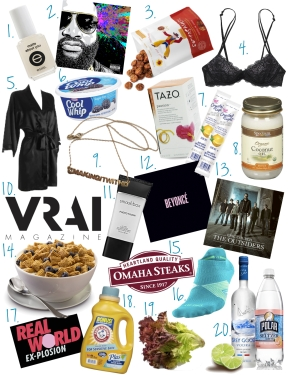 Feb Fave Things