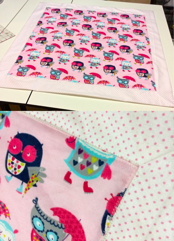 FInishing Blanket