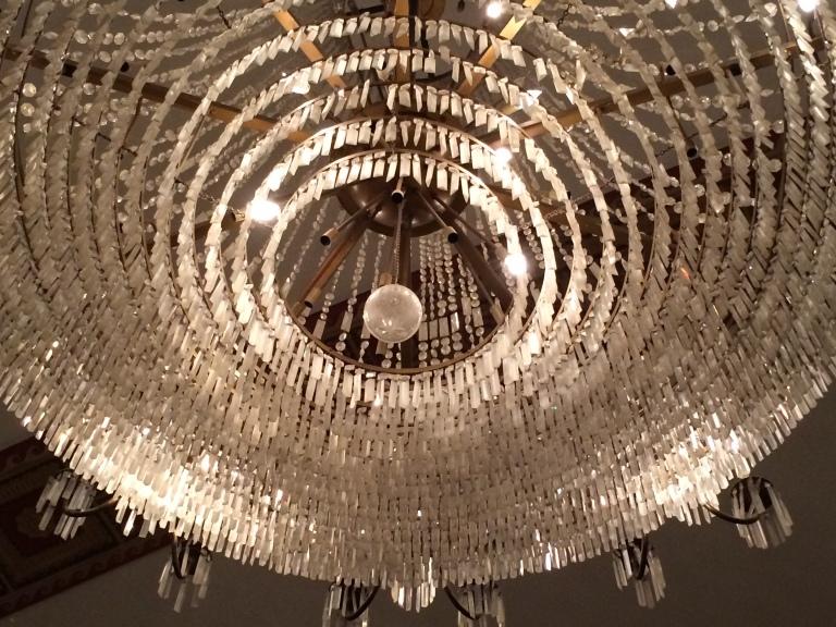 Statler Hotel Lobby Chandelier