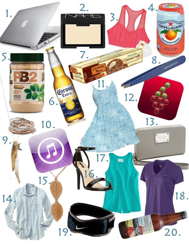 Favorite Things June