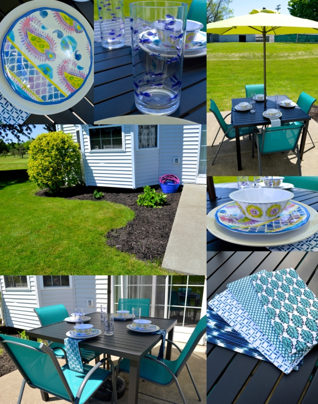 Patio Collage