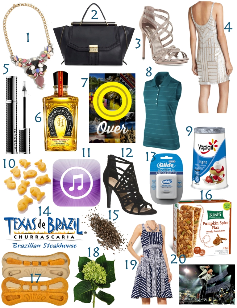 July Fave Things