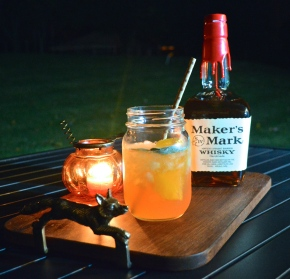 Fall Bourbon Cocktail