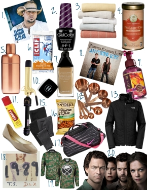 Fave Things October