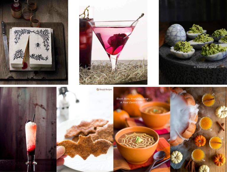 Halloween Food + Drink