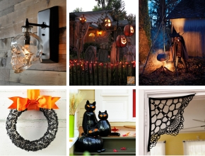 Haloween Outdoor Decor
