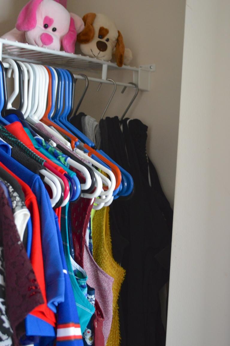 Look Inside Closet