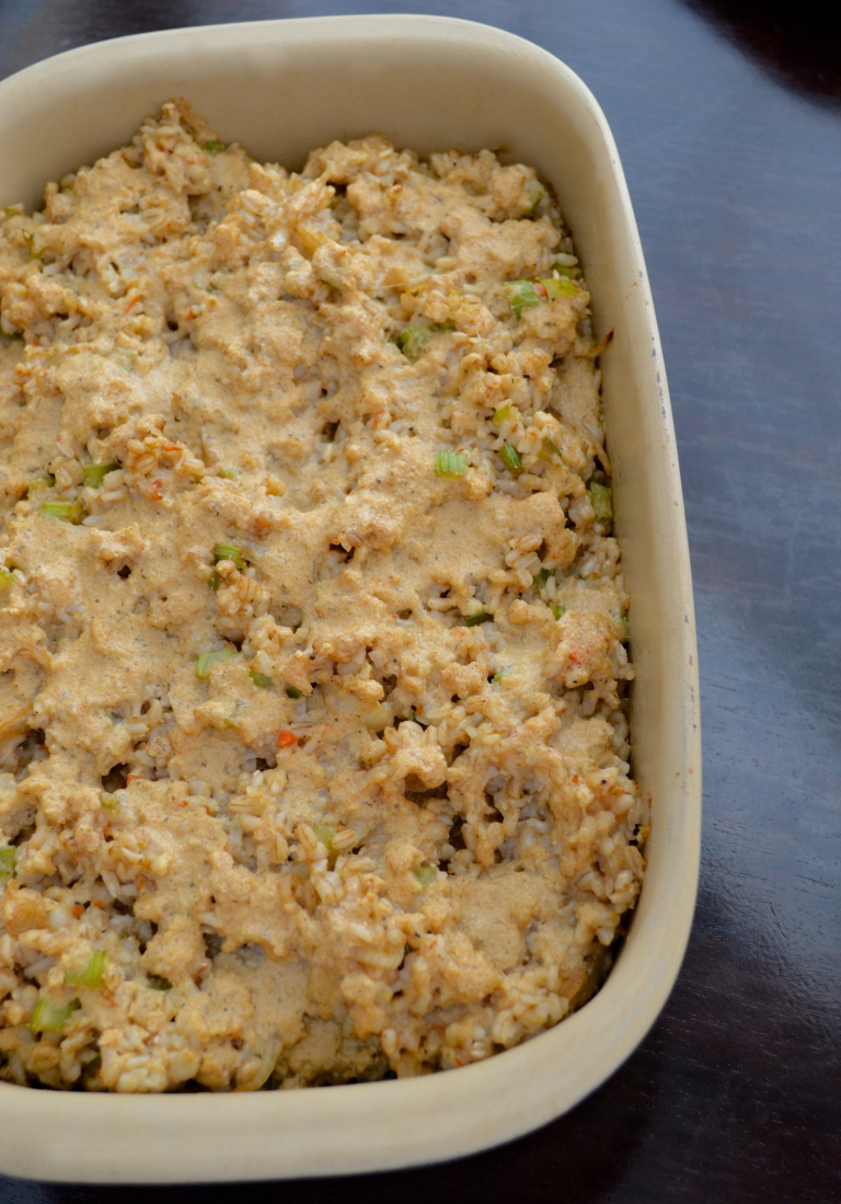 Barley Casserole Cooked