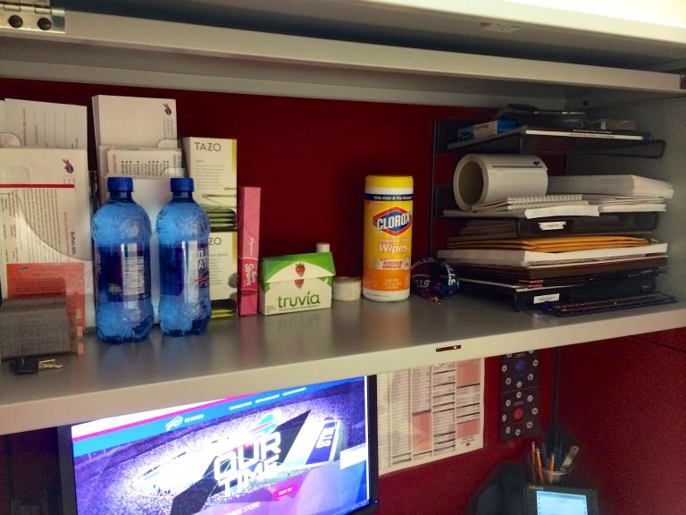 Desk Cubby
