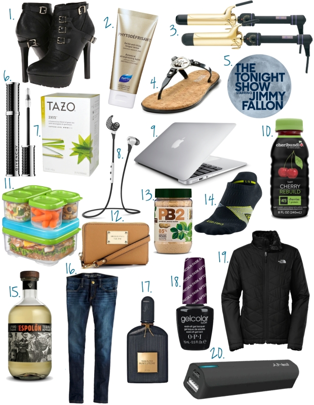 Ultimate Favorite Things List