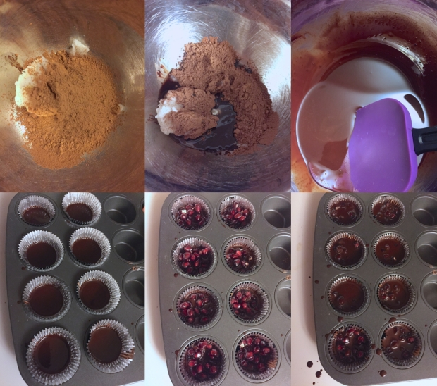 Choc Pom Cup How To