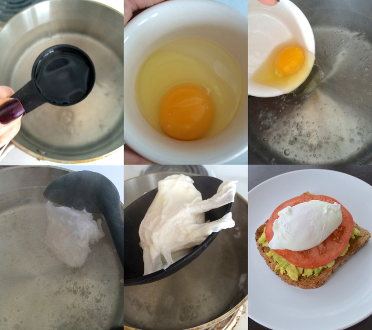 Poached Egg How To