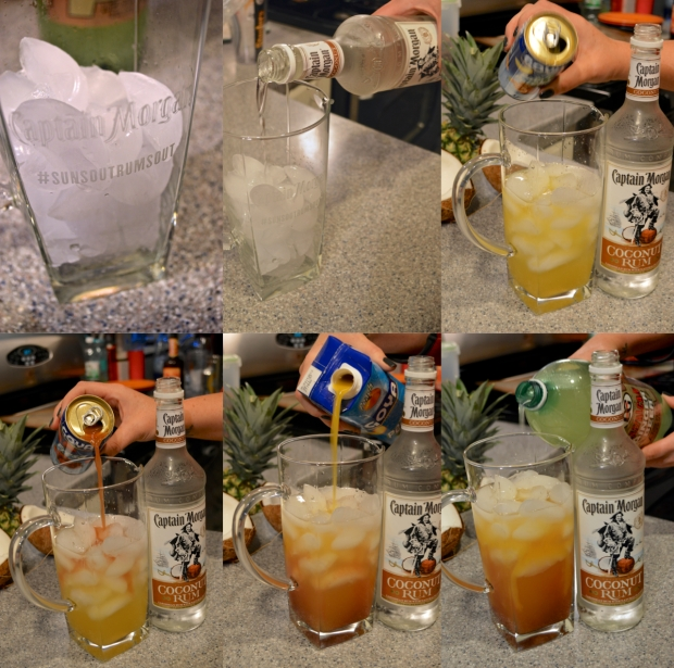 Making the Rum